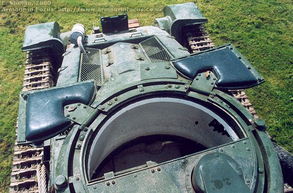 Turret top-rear
